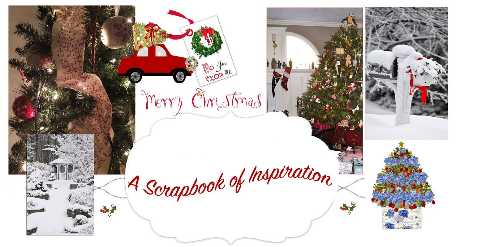 A SCRAPBOOK OF INSPIRATION